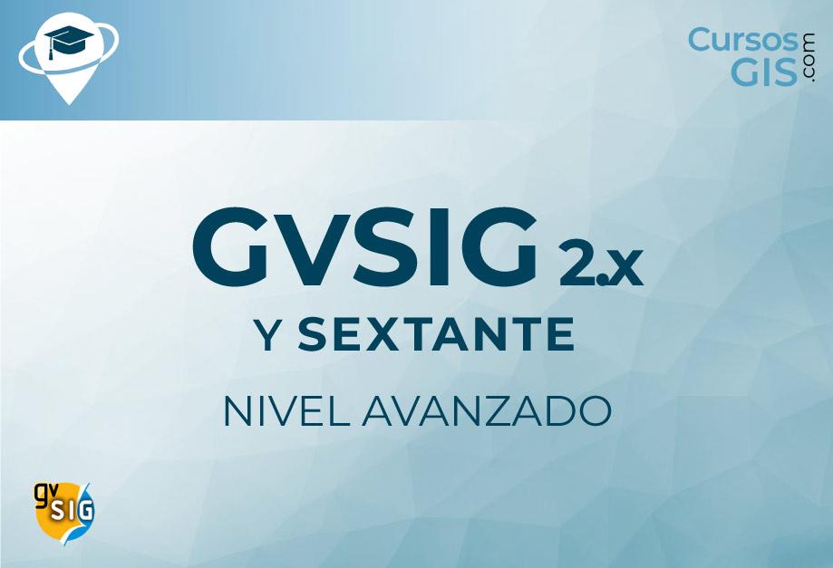 Curso de GvSIG 2.x - Nivel Avanzado