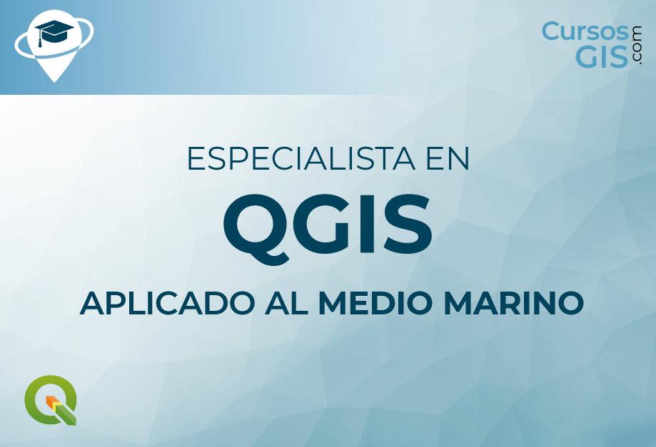 Curso de Especialista en QGIS aplicado a Medio Ambiente Marino