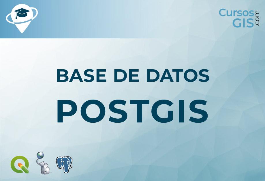 Curso de Base de Datos PostGIS