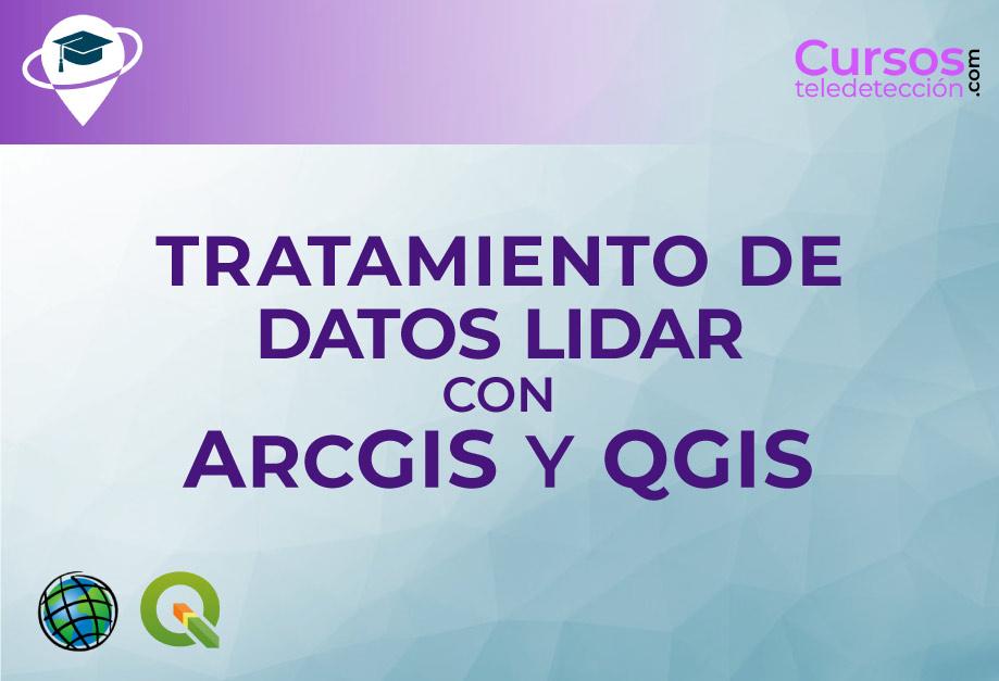 Curso de Tratamiento de datos LIDAR con ArcGIS 10 y QGIS
