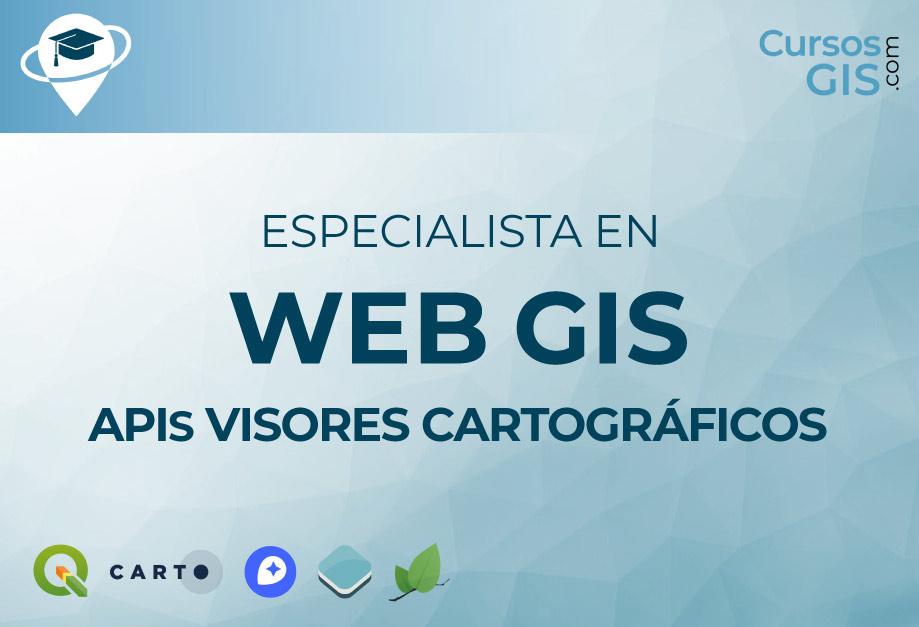 Curso de Especialista en Web GIS - Enero 2021