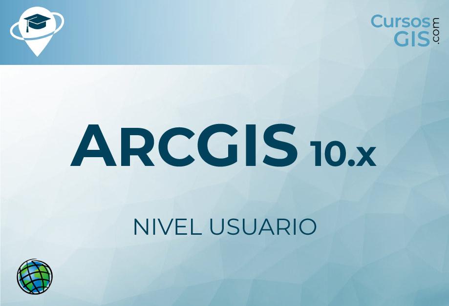 Imagen de portada - Curso online ArcGIS usuario